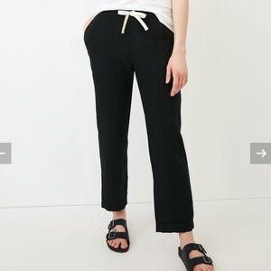 Roots linen pants NWOT